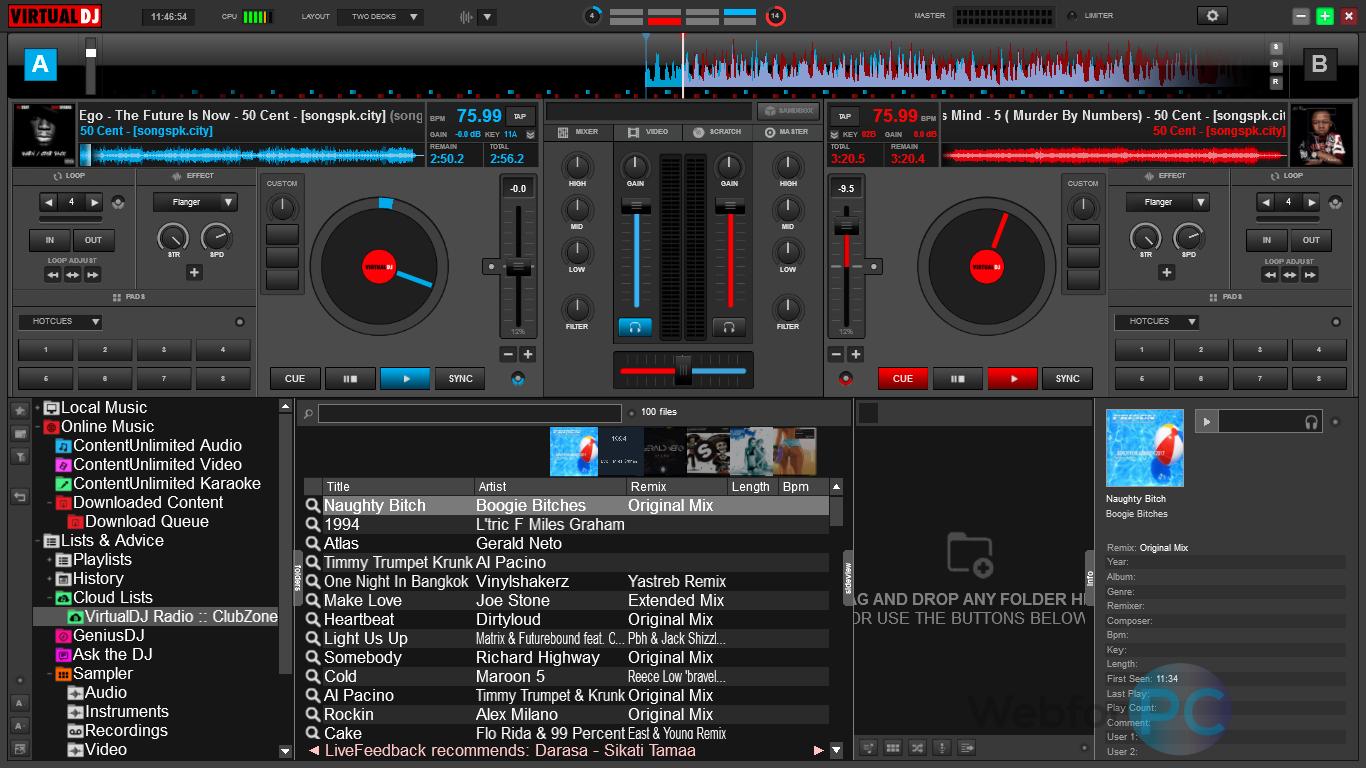 virtual dj 2017 version