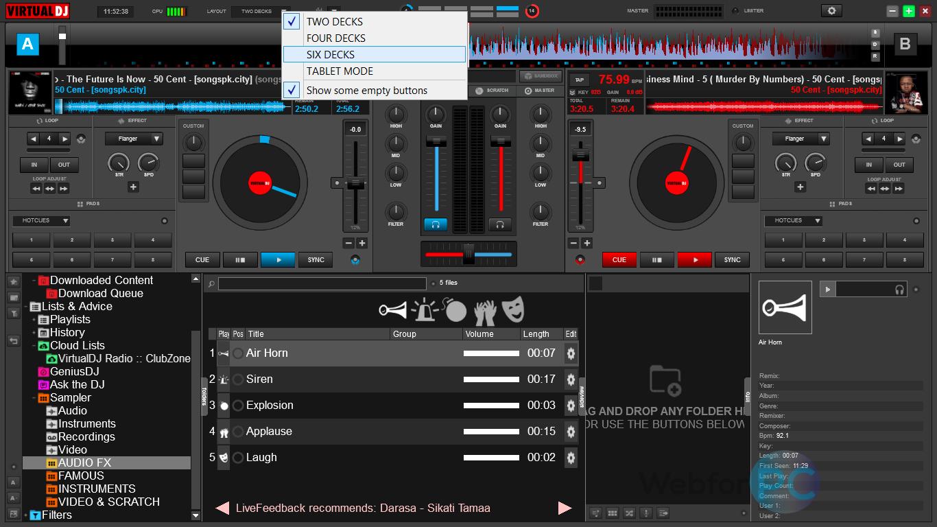 VirtualDJ 8 2 Free Download Latest Setup - WebForPC