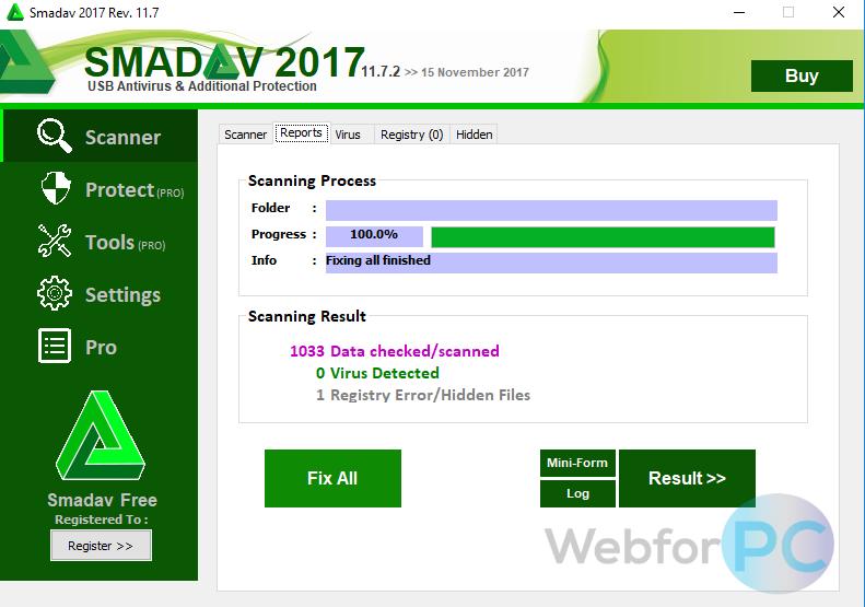 smadav 2017 key 11.1