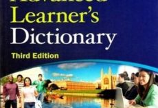 Cambridge Advanced Learner's Dictionary Download (Free)