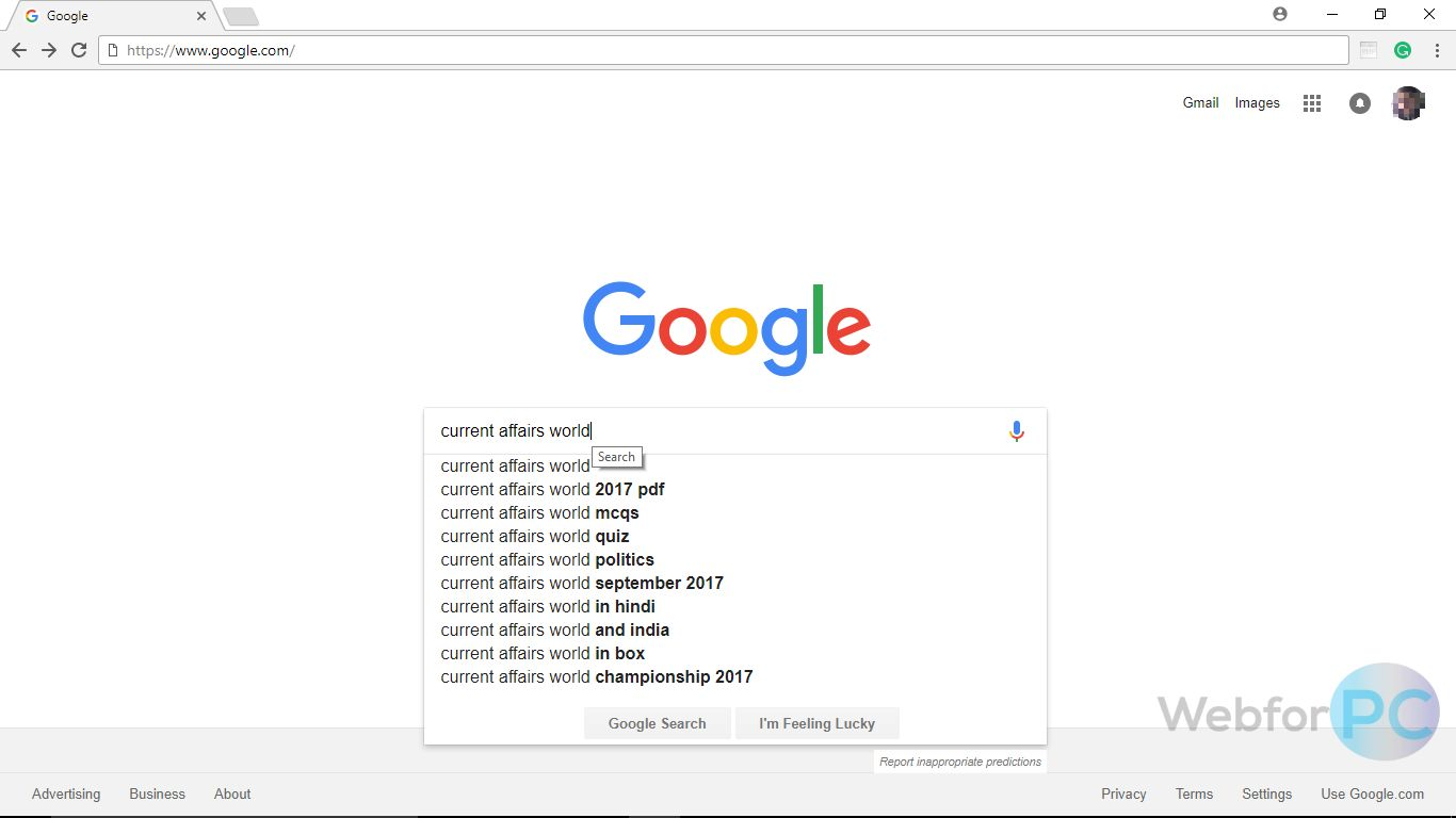 google chrome 63.0