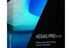 VEGAS Pro 15 Free Download For Windows (Setup)