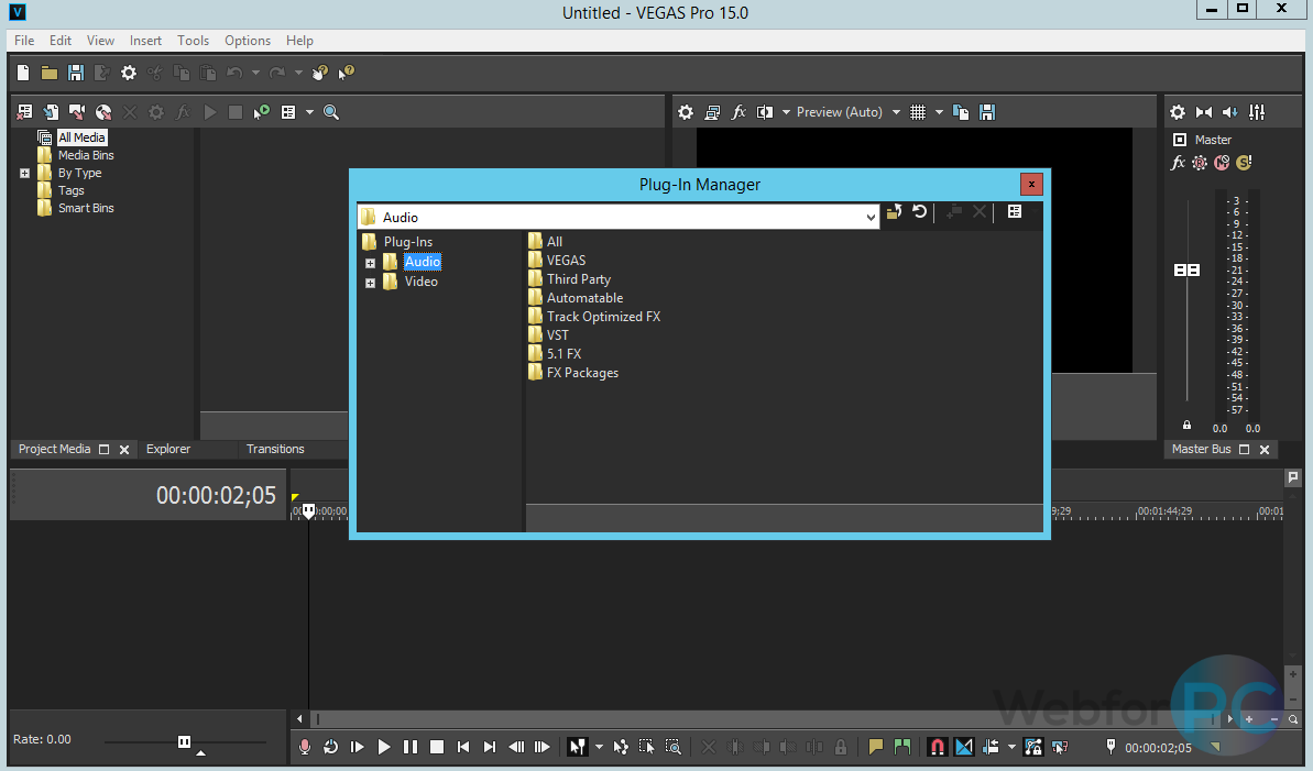 VEGAS Pro 15 Free Download For Windows (Setup) - WebForPC