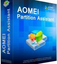 AOMEI Partition Assistant Pro 8.6