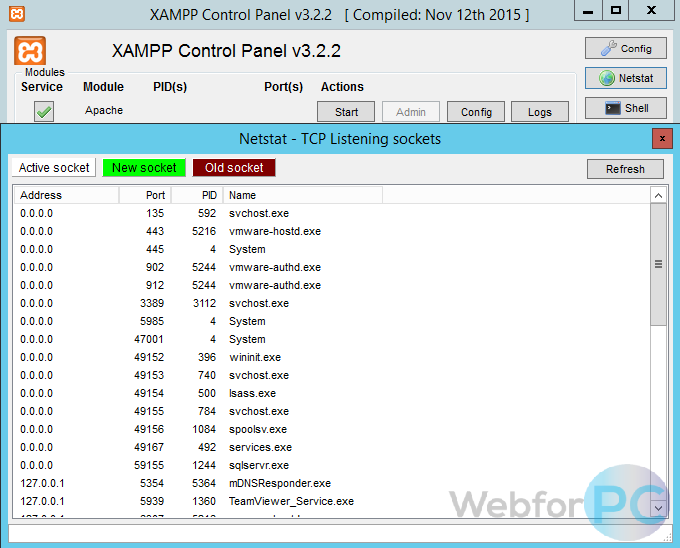 free download xampp for windows 8 64 bit terbaru