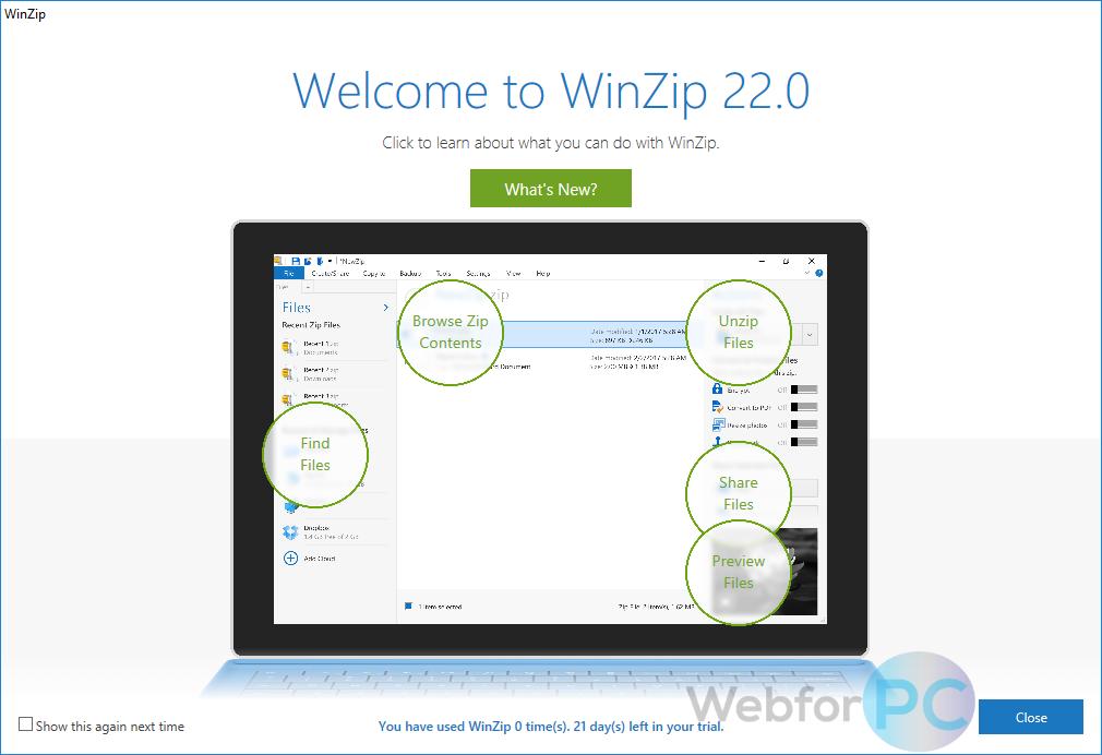 winzip vista 64 bit free download