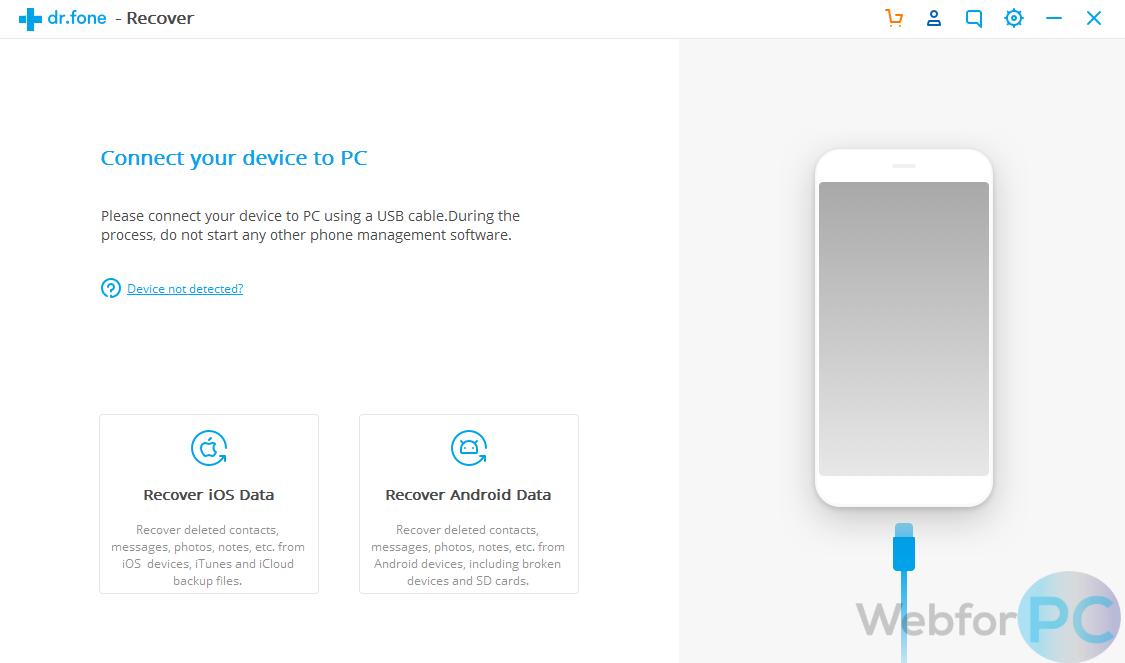download dr.fone para android gratis