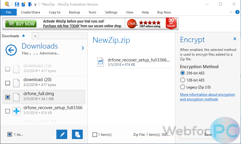 winzip trial version for windows 8