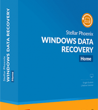 Stellar Phoenix Windows Data Recovery – Home