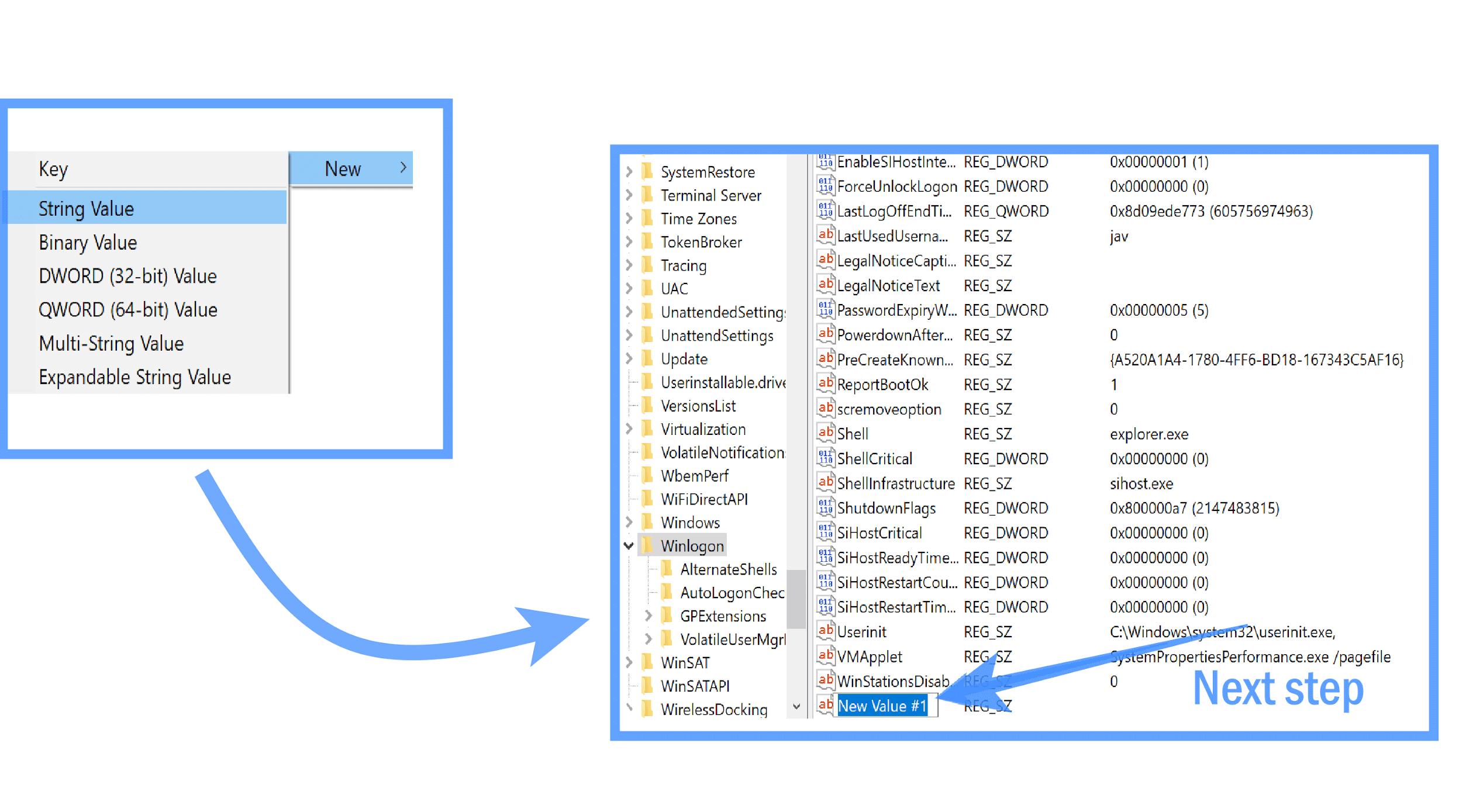 how to make windows auto login windows 10