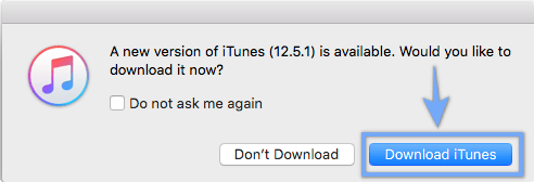 How to Manually Update iTunes to The Latest Version - WebForPC