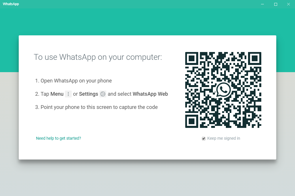 whatsapp download pc windows 10 32 bit