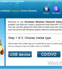 iSunshare Windows Password Genius 2.1.30