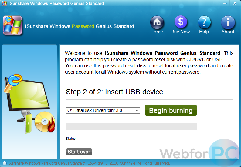 iSunshare Windows Password Genius 2 1 30 - Download For