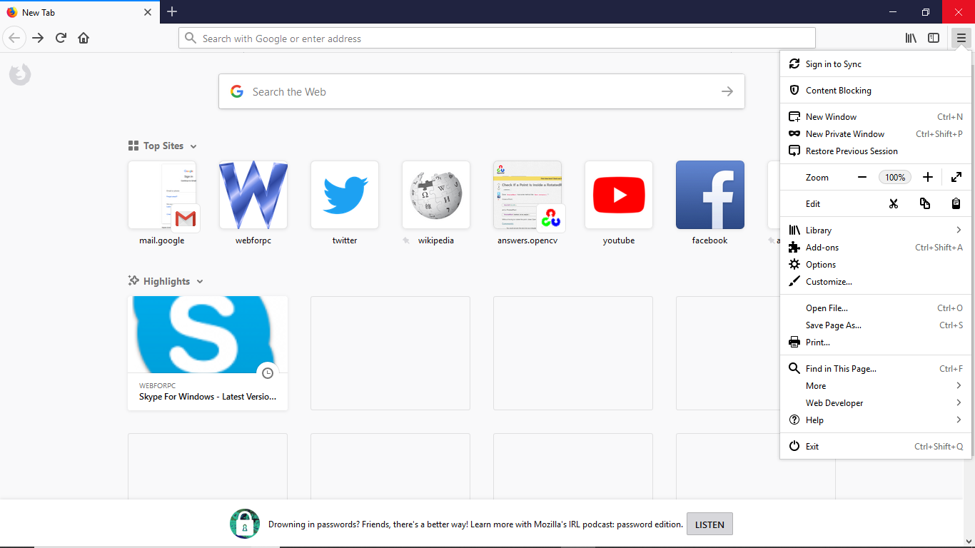 Mozilla Firefox For Windows - Latest Version Download