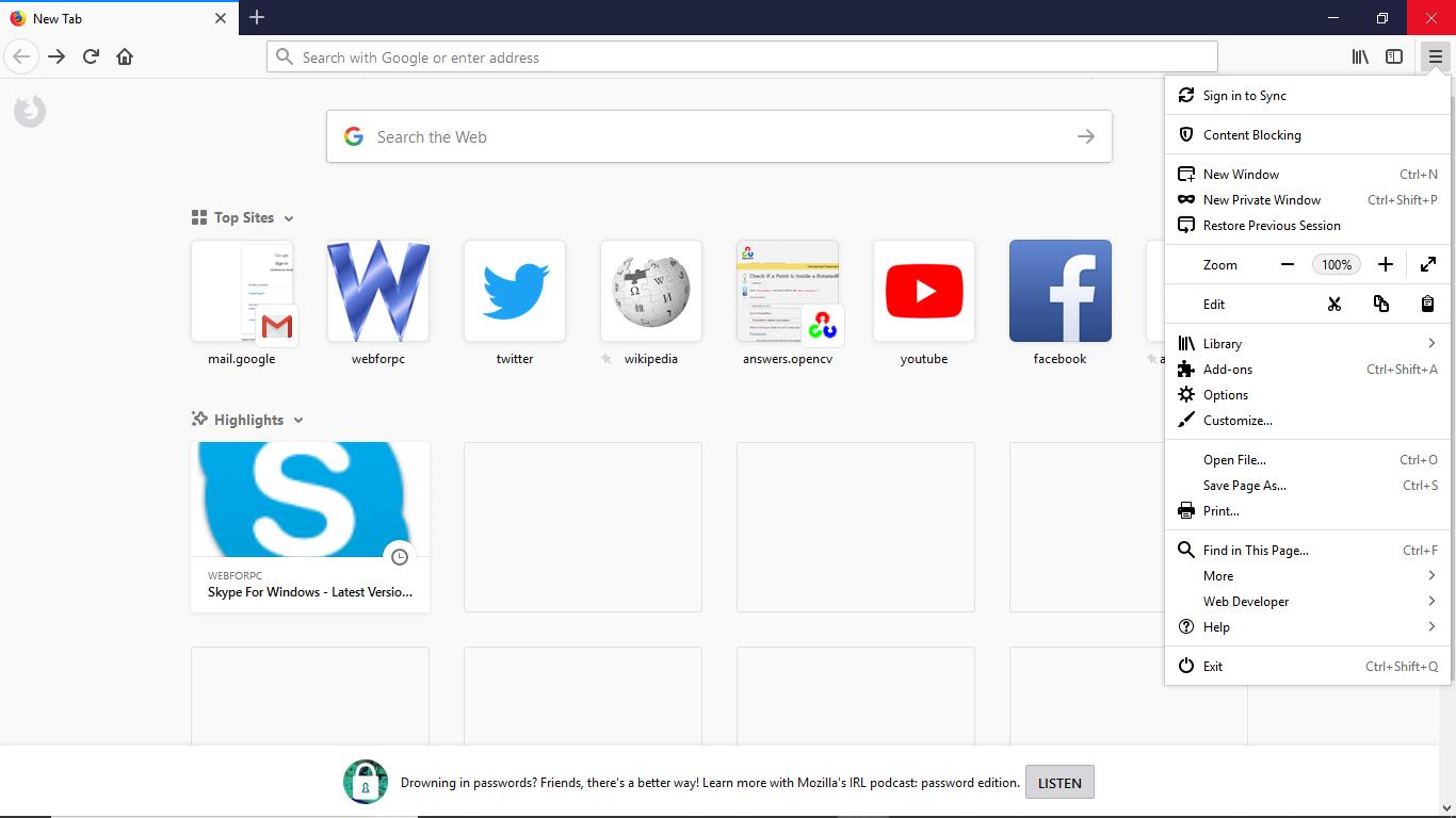mozilla firefox offline installer latest version 2019