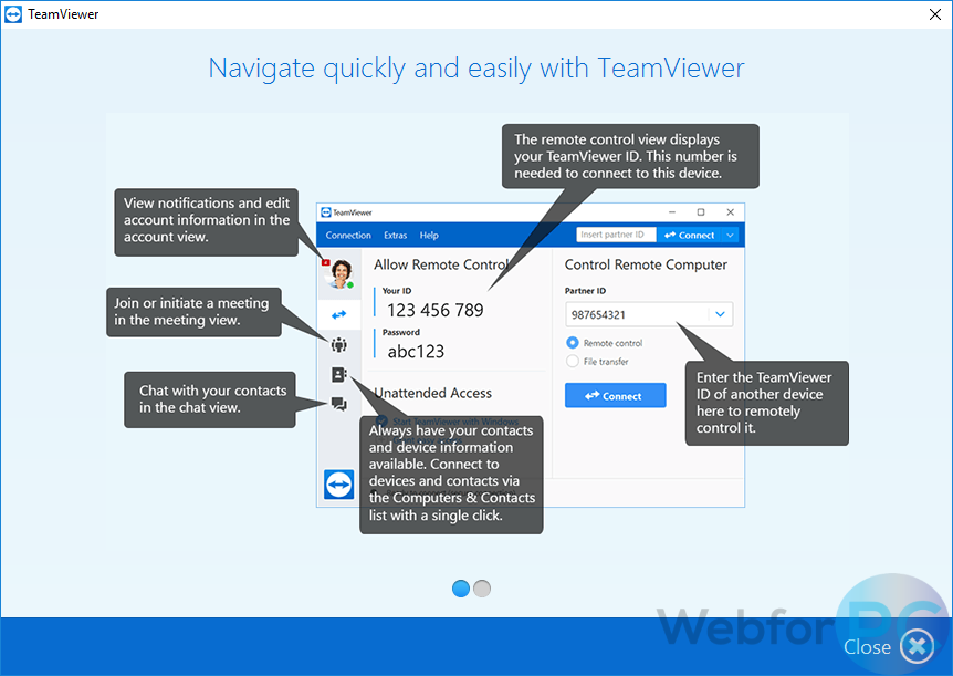 free download teamviewer 14
