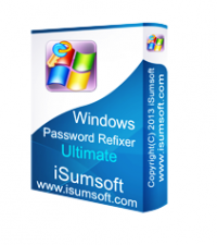 iSumsoft Windows Password Refixer 3.1.2
