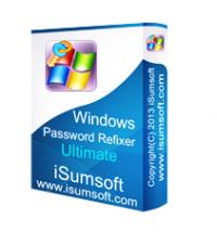 iSumsoft Windows Password Refixer 3.1.2