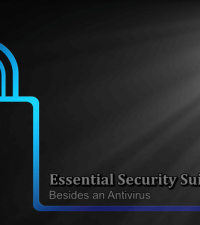 Essential Security Software for a PC Besides an Antivirus