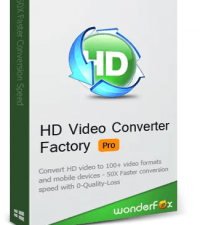 WonderFox HD Video Converter Factory Pro 17.1