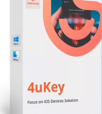 Tenorshare 4uKey 2.1.4