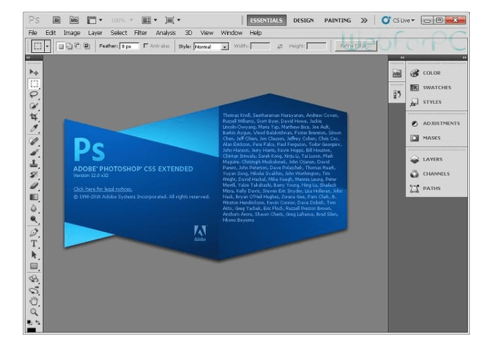 Adobe Photoshop Cs5 Download For Pc